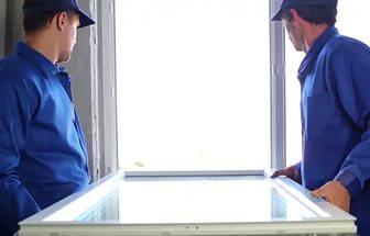 Установка алюминиевых окон на балкон своими руками